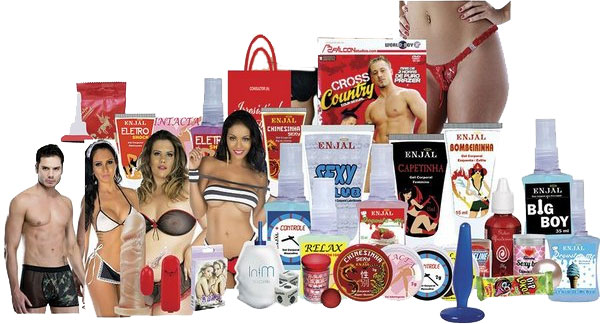 Sex Shop em Alvarenga (MG)